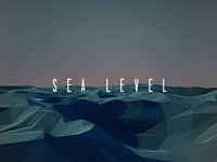 Sea Level Album Art