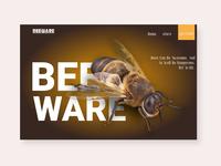 Beeware design by Damilola Emmanuel Akinosun