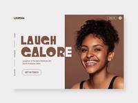 Laugh Gallore Ui  Design By Damilola Emmanuel Akinosun