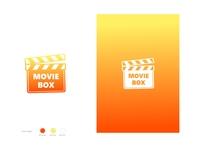 Logo Concept For Movie Box