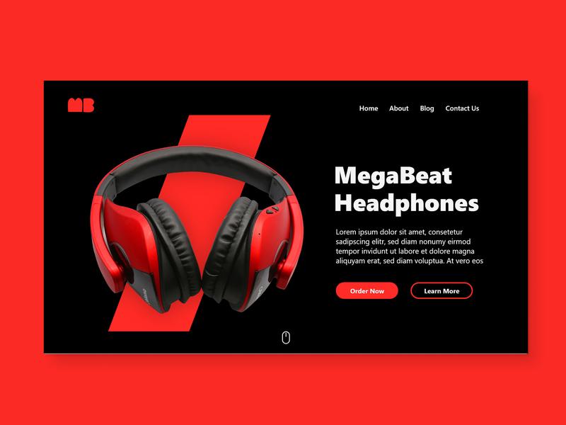 MegaBeat Headphones