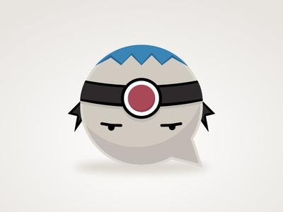 Ojy - pokémon chatting character