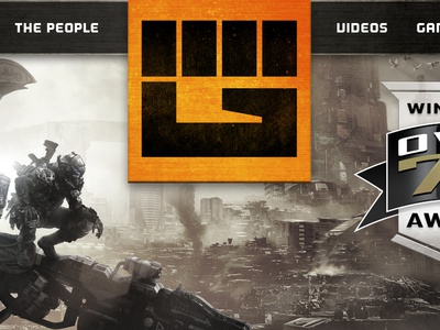 G4TV rebrand g4 rebrand redesign logo concept g 4 video game gamer web website