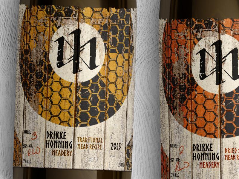 Drikke honning dribble packaging