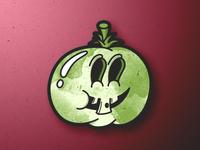 I Prefer My Skullmatoes Green