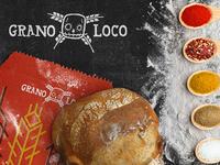 Branding Exercises: Grano Loco Breads