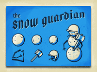 BSDS Thunderdome: Winterized Icon Snow Guardian
