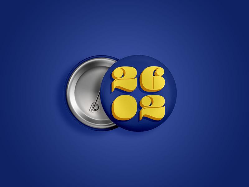 BSDS Thunderdome: 2019 Boston Marathon Button boston 26.2 marathon button bsds vector typography design illustration