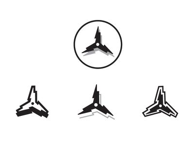Triskelion Bolt Logo