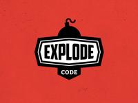 Explode Code Logo