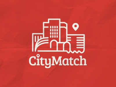 Citymatch dribbble 2