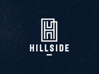"Hillside's new ""H"""