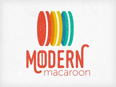 Modern Macaroon - Logo