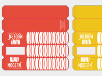 Modern Macaroon - Box Design