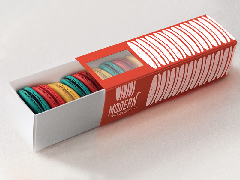 Modernmacaroon box mockup dribbble