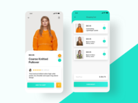 Shopping App   Daily UI