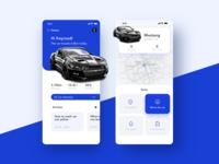 Auto UI  Daily UI