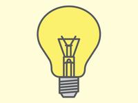 Lightbulb Icon WIP