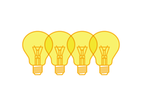 Lightbulb Icon WIP 2