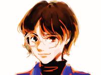 Portrait for friend