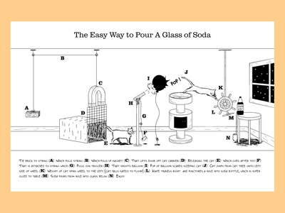 The Easy Way to Pour A Glass of Soda