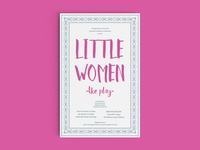 """Little Women"" Poster"