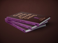 """Charlie and the Chocolate Factory"" Book Cover Spread"