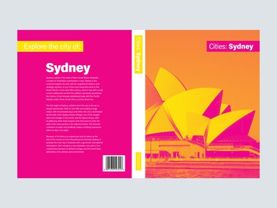 Cities: Sydney - Cover