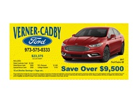 Ford Dealership Billboard
