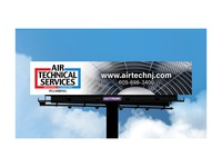HVAC Company Billboard 1