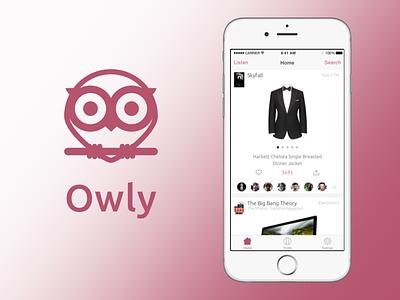 Owly in app purchase clothes ios app owl owly