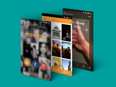 Covers for Android