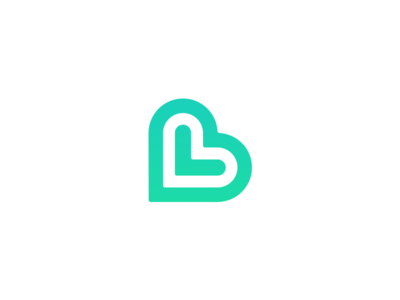 B Heart Logo