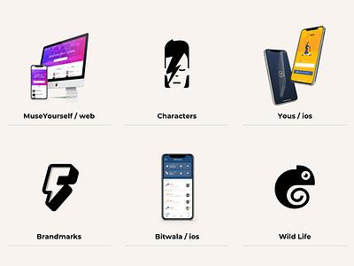 My Website brand design ios character typography app ui  ux ui branding design web website flat illustration mark vector identity symbol logo branding design icon