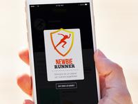 Run app Badge