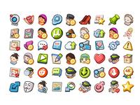 Porngeek icons