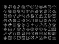 City builder icons