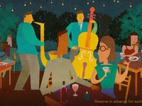Jazz by the park