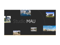 MAU loading screen and transitions animation design web architecture user interface