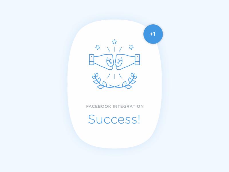 Achievement Reward seattle ios design mobile web icon line ux card illustration ui