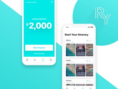 Remote Travel App