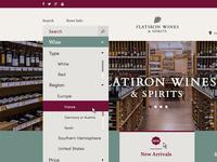 Wine Site 2.0
