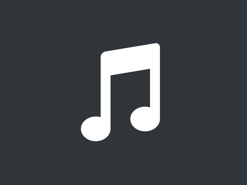 Music glyph pictogram sketch app made with sketch icon glyph 💎