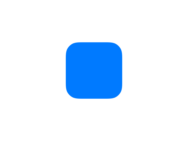 IOS 7 Icon Template For Sketch