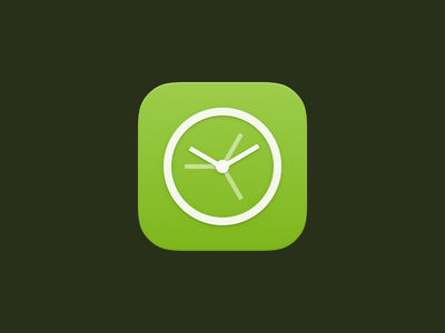 Timing available in App Store real app ipad ios icon sketch app 💎
