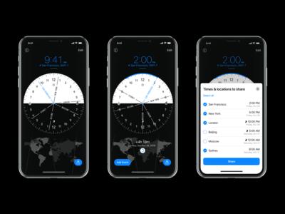 World Clock Pro Mobile – Update 1.5