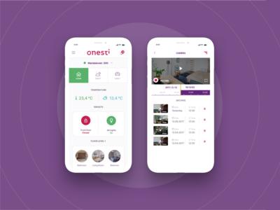 Onesti App