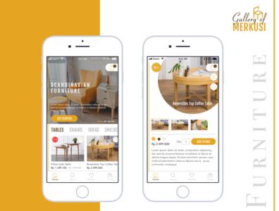 Gallery of Merkusi (GM) - Furniture App