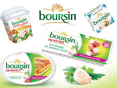 Boursin patrick jacquemard boursin food packaging retouch retoucheur illustration retouche photo retouching photoshop key visual