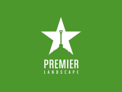 Premier Landscape star grass shovel spade gardening mound mud dig